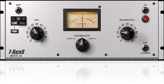 White 2A Levelling Amplifier